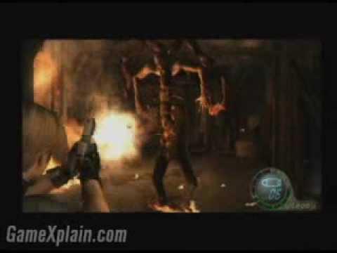 Resident Evil 4 Village Chief Walkthrough Youtube
