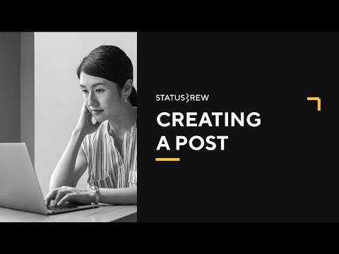 How To Create A Post For Social Media With Statusbrew