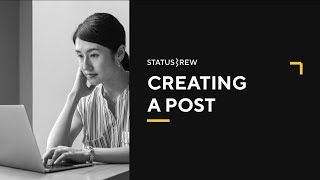How To Create A Post For Social Media With Statusbrew screenshot 1