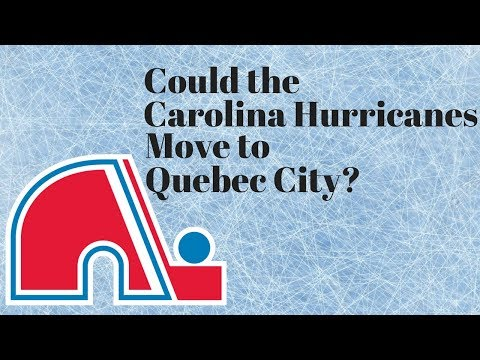 NHL Team to Relocate to Quebec City?
