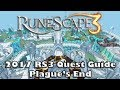 RS3 Quest Guide - Plague's End - 2017(Up To Date!) - We Made It!