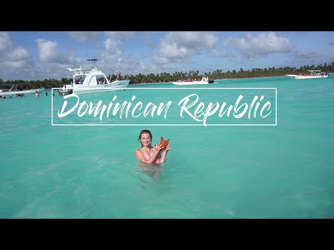 Dominican Republic | 2017 | Sony a6000 | Travel ✈️🌴🌞👫🐠