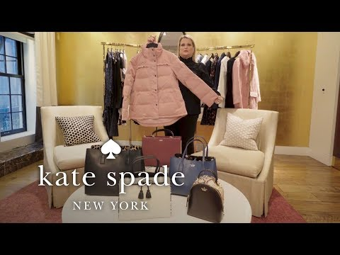 New Clothing | October New Arrivals | Talking Shop With Tiffany | Kate Spade New York