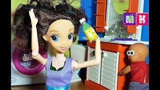 ПРИЧЕМ ТУТ МАКС? КАТЯ И МАКС ВЕСЕЛАЯ СЕМЕЙКА #Мультики с куклами #Барби #кукла