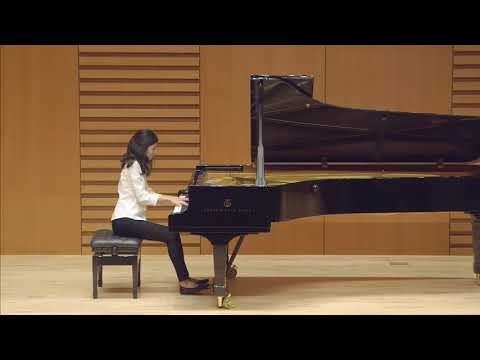Brahms 6 Klavierstücke Op.118- Yeyoung Yoon