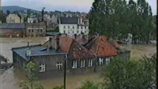 POWÓDŹ 1997-98 KŁODZKO KRONIKA.wmv