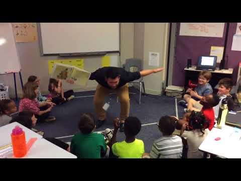 """Flight School"" Interactive Read-Aloud"