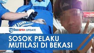 Polisi Ungkap Sosok Remaja Pelaku Mutilasi Di Bekasi, Kesehariannya Mengamen Jadi Manusia Silver