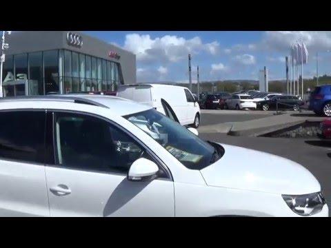131SO263 White VW Tiguan 2 0TDI 110BHP - VW SLIGO