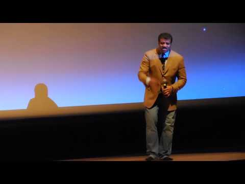 "Neil deGrasse Tyson - ""Do you believe in god?"""