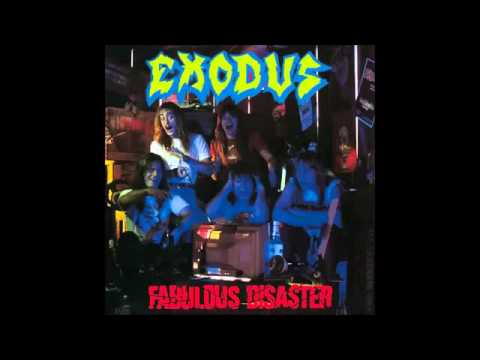 EXODUS - Fabulous Disaster [Full Album]