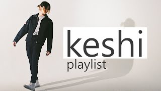 ♫ a keshi playlist (30 songs) [UPDATED]