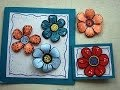 Cover image DIY colorful paper flowers for scrapbooking or card making, how to make paper flowers