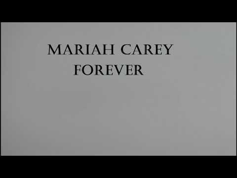 Mariah Carey - Forever lyrics