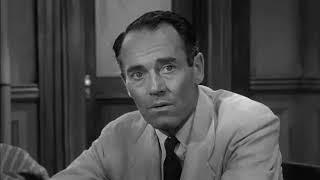 12 разгневанных мужчин (12 Angry men) 1957 г.