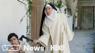 Aubrey Plaza And Jeff Baena Made A Sex-Crazed Nun Comedy (HBO)
