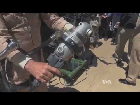 New Military Technology Goes Public