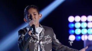 Isaac Torres Canta Darte Un Beso Audiciones La Voz Kids 2016