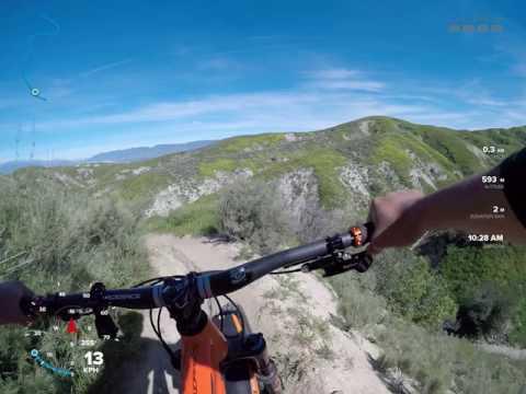 Hulda Crooks trail in Loma Linda California