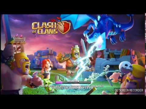 CLASH of CLANS Forecaster.