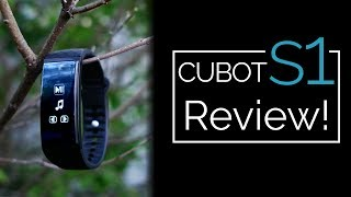 cubot S1 Smartband Review: Extra Functions, Extra Cost?