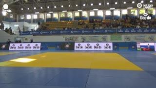 Cadet European Judo Cup Fuengirola 2019 - Mat 2 - Day 2
