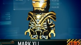 [O] Mark 41 :BONES / IRON MAN 3