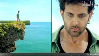 Hrithik Roshan jumps off cliff in new Mountain Dew ad