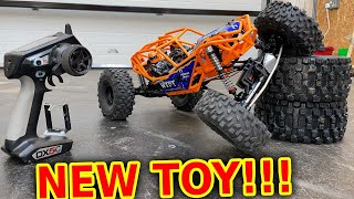 RC Rock Bouncer - What even is it???