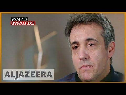🇺🇸Trump knew hush-money payments were wrong: ex-lawyer Cohen l Al Jazeera English