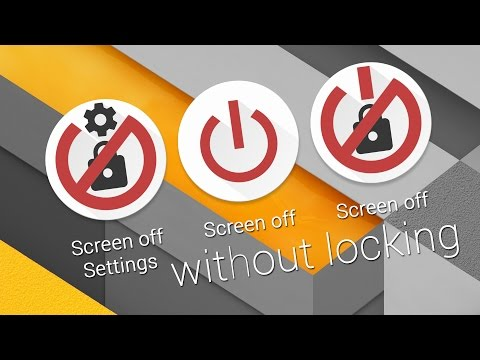 Screen off via short timeout - Apps on Google Play