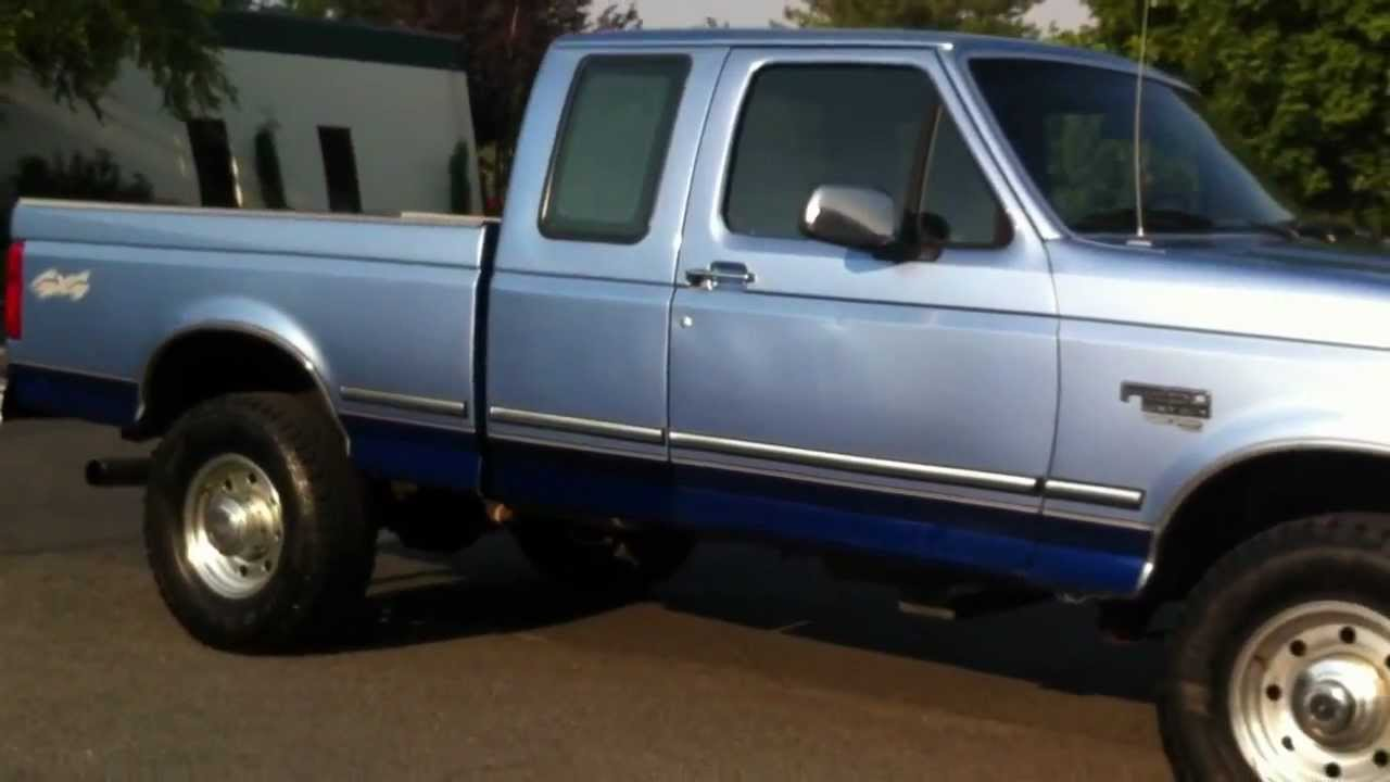 1997 Ford F250 Supercab 4x4 Short Bed 7 3l Powerstroke