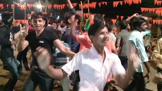 mast dance in navratri durga puja Gulauri Kalan in Mau