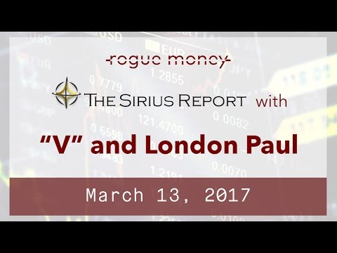 The Sirius Report with London Paul (03/13/2017)