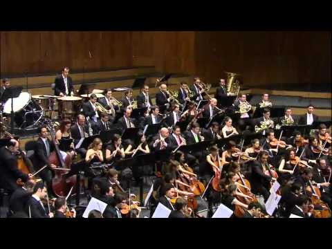 Daniel Barenboim conducts West Eastern Divan Orchestra, live in Salzburg