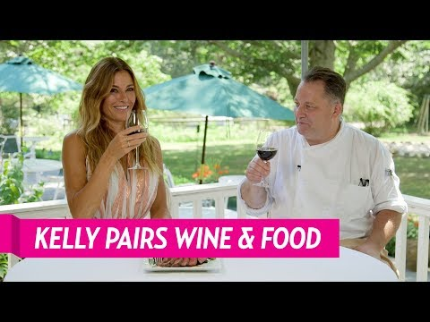 Travel with Us  The Hamptons: Kelly Tries a Wine & Food Pairing