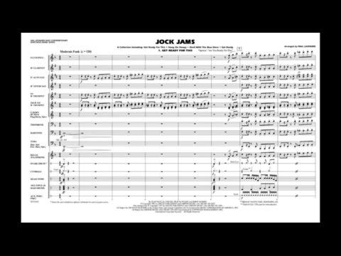 Jock Jams arranged by Paul Lavender