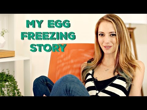 Why I Froze My Eggs