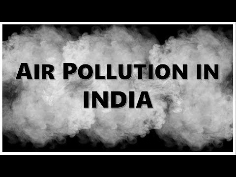 AIR POLLUTION IN INDIA   Concept   Causes   Effects   Prevention and Control measures   EVS   ppt