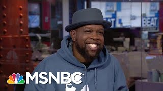 Jeru The Damaja's Top 5 MCs & How Ebro & Khaled Use His Music | The Beat With Ari Melber | MSNBC