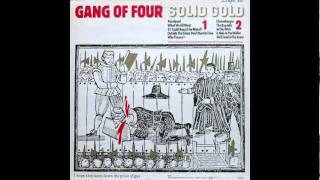 Gang of Four - What We All Want (Live)