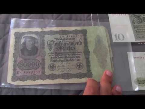 German Paper Money Collection (20th century)