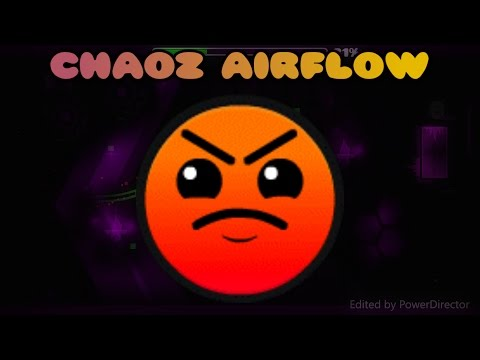 Geometry Dash [2.0] - Chaoz Airflow - By: Pizzaface