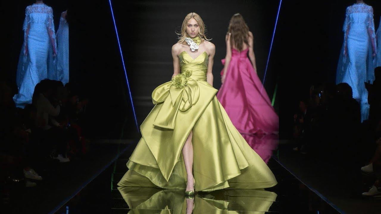 migliore a buon mercato 210ec 1324b Elisabetta Polignano   Bridal Couture   Milano Bridal Fashion Week ...