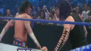 WWE Smackdown 8/7/09 Jeff Hardy vs CM Punk 2/2