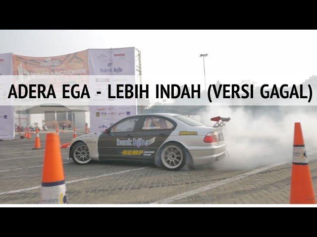 Nantangin drifting ADERA EGA || Ngantri Baris S2 eps 3