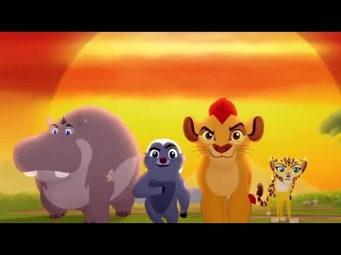 The Lion Guard : Second Episode Compilation | Cartoon English