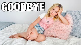 Why I&#39m *QUITTING* Youtube!! This is my very *LAST* video
