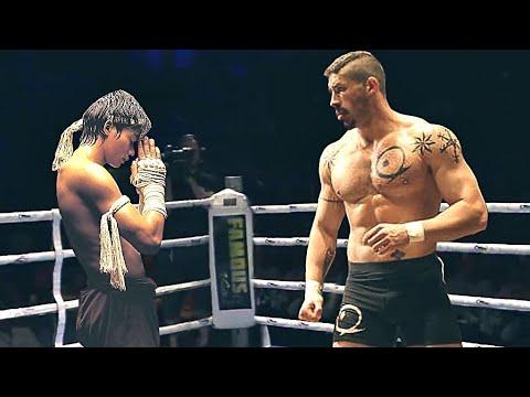 Tony Jaa vs Scott Adkins | Muay Thai vs Taekwondo