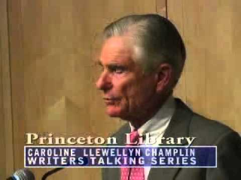 Interview of Mr Johnson at the Princeton Public Library